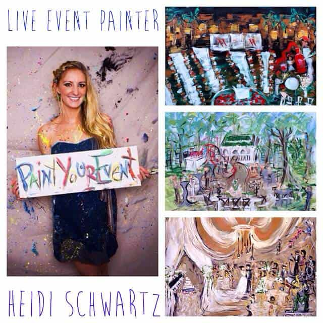 Heidi Schwartz – Paint Your Event