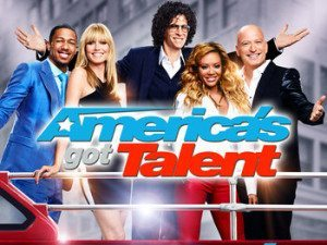 National Entertainers from America's Got Talent 2014
