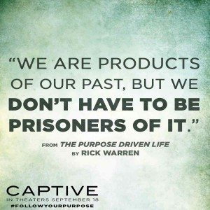 The Story of Captive: Breaking Free and Leah Darrow