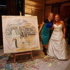 Heidi Schwartz Wedding