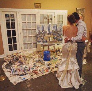 Heidi Schwartz Wedding gift