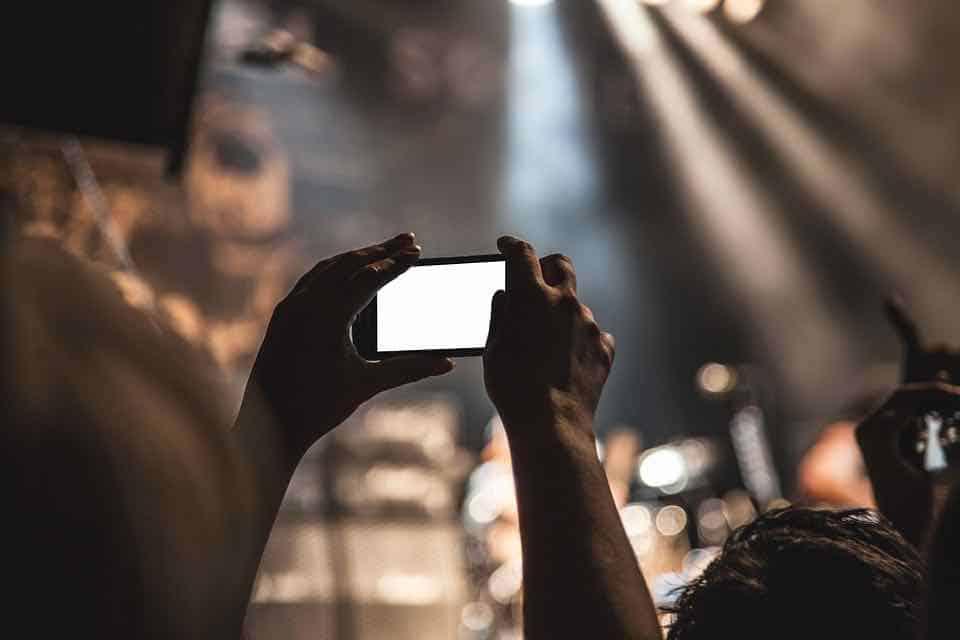 photo, live event, crowd, concert, event