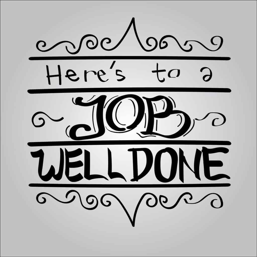 finish, job, success, job, well done