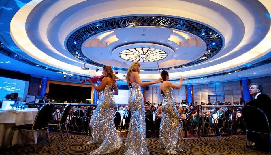The Electrifying String Angels: Take Your Corporate Event to the Next Level