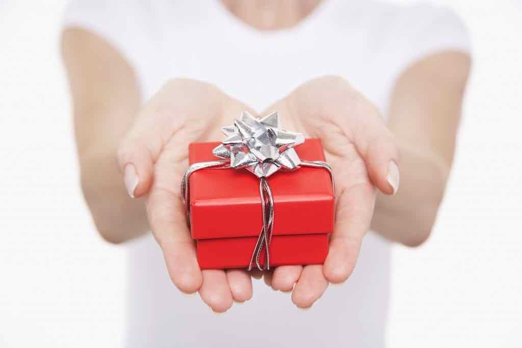 gift, holiday, christmas