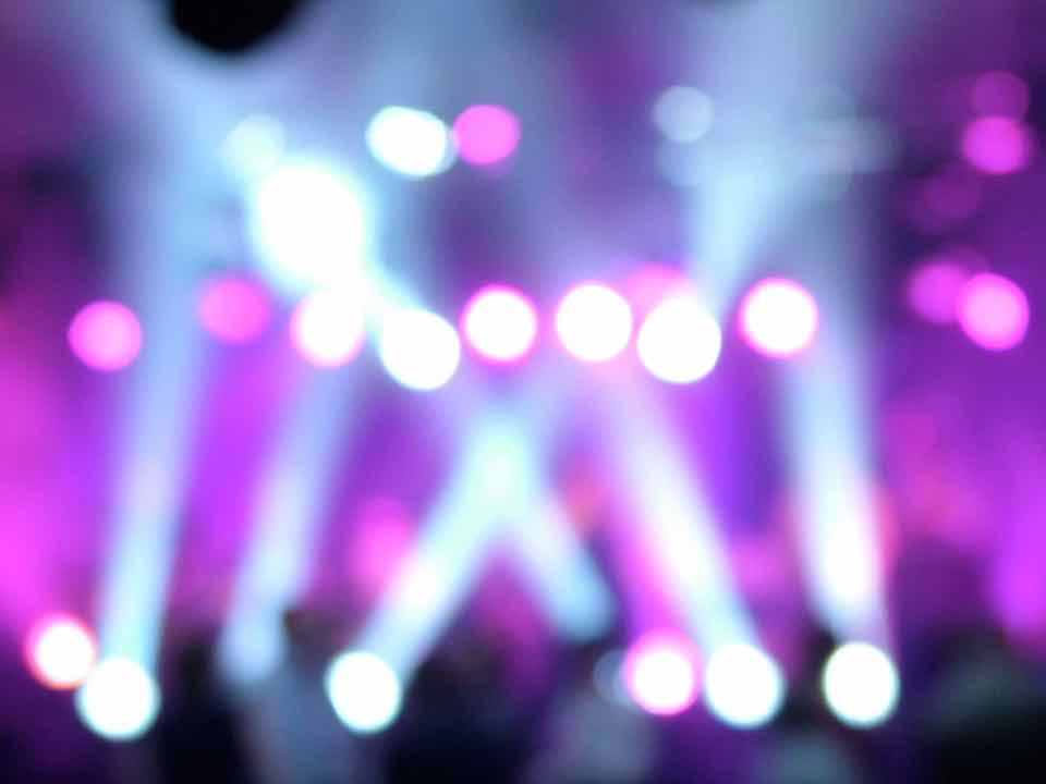 stage, lights, entertianment