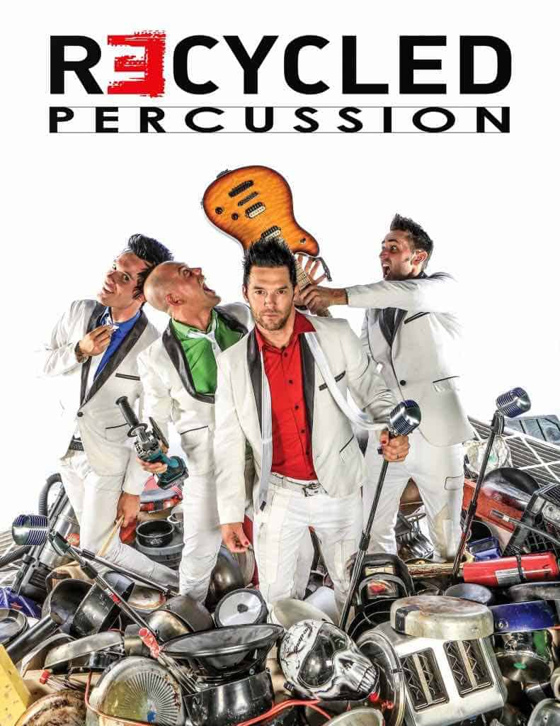 Recycled Percussion - The Secret Ingredient to a Successful Charity Event