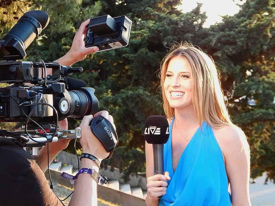 news, tv , reporter, anchor