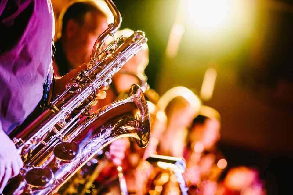 jazz, music, man, women, entertainment