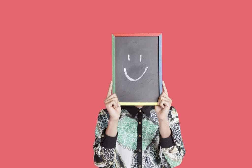 smile, face