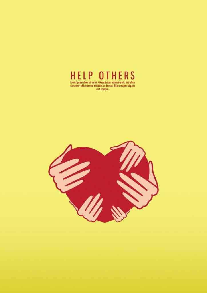 fundraiser, planning, hands, heart, help