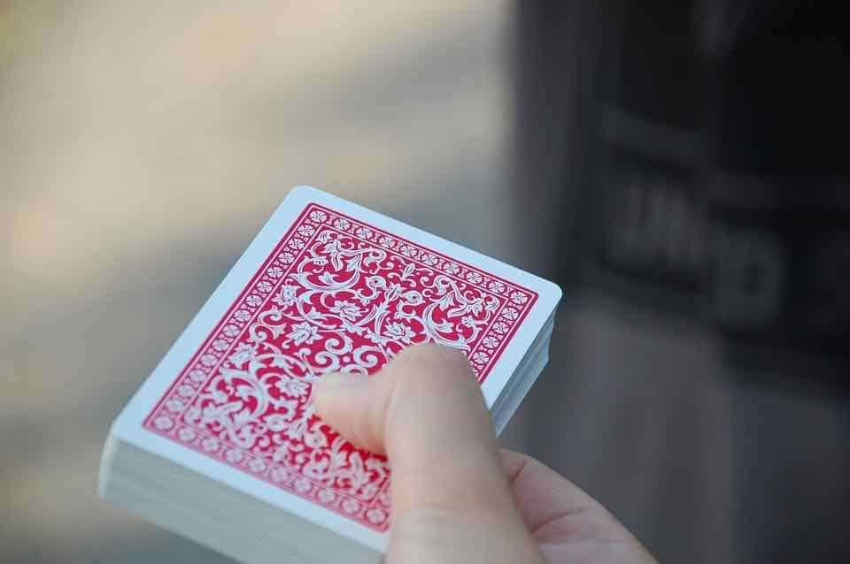 magic, cards