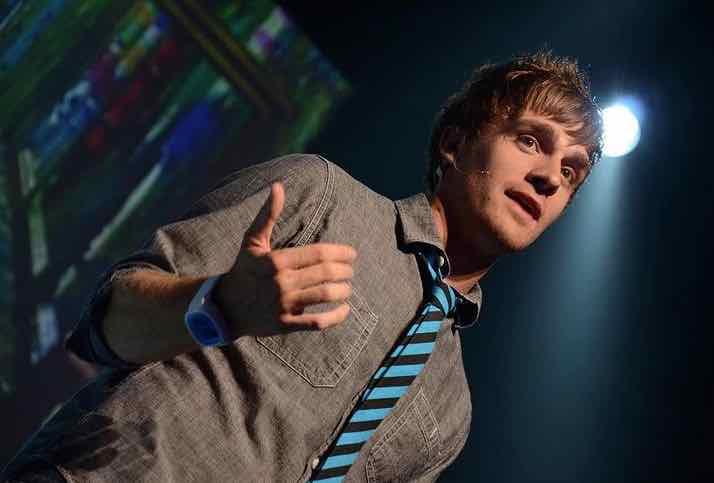 Jaw-Dropping Magic and Wit - Meet Joshua Jordan