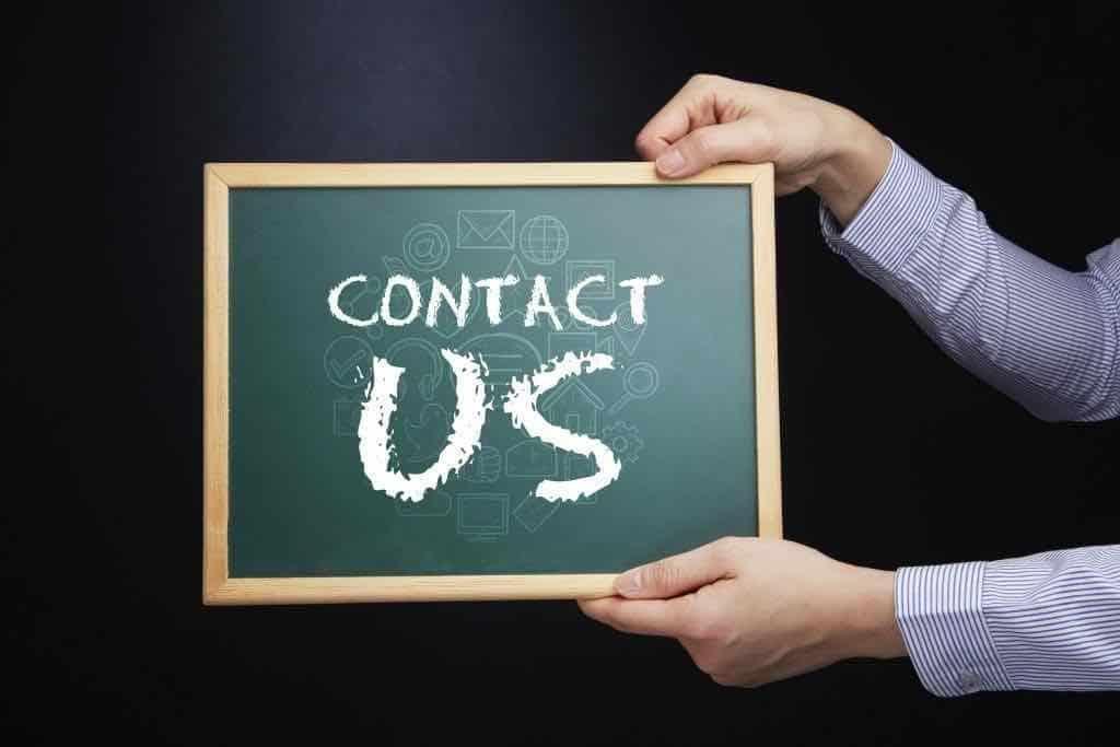 contact us, call us