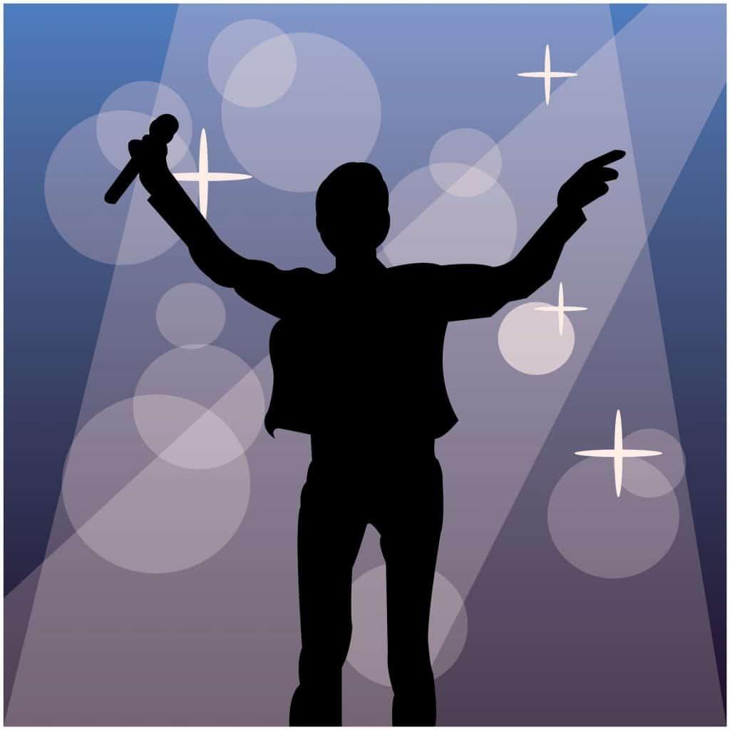 singer, artist