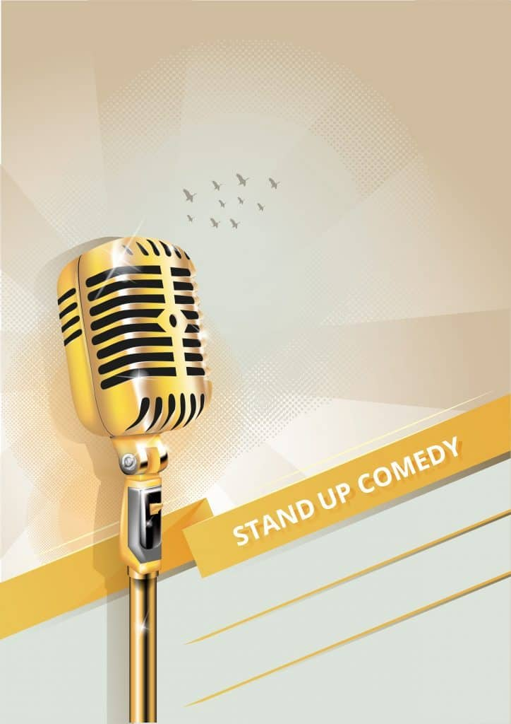 What the 'Daren Streblow Comedy Show' Tells You about Daren's Skills